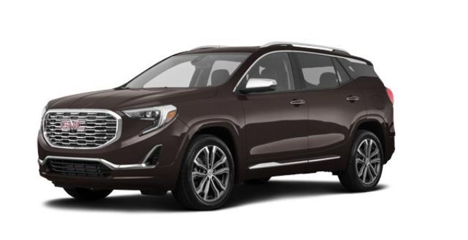 New 2020 GMC Terrain In Smokey Quartz Metallic For Sale In
