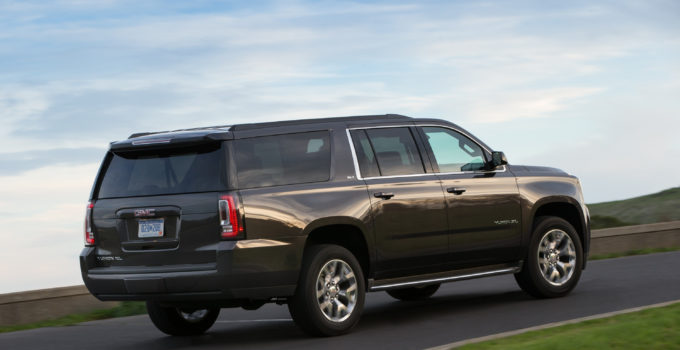 GMC Yukon XL Specs Photos 2014 2015 2016 2017 2018