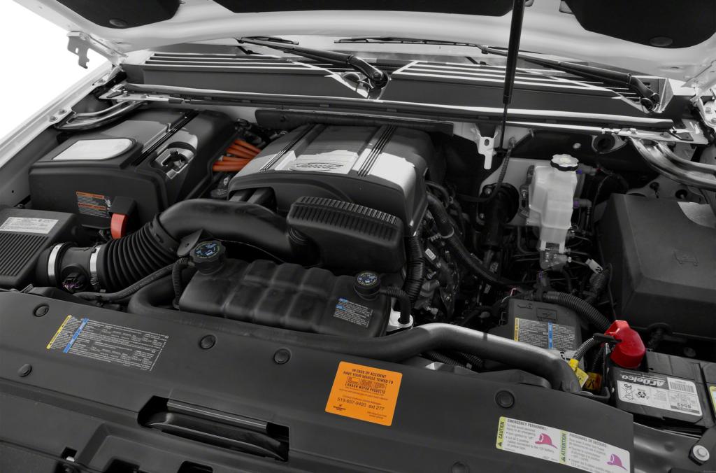 2013 GMC Yukon Hybrid Price Photos Reviews Features