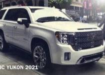 GMC Yukon 2021 YouTube