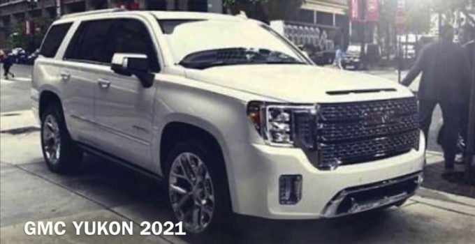 GMC Yukon 2021 YouTube