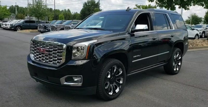 2020 Gmc Yukon Xl Denali Launch Date Slt 2500 Suv New Body