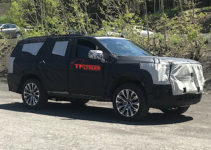 Is This A 2021 GMC Yukon Denali Prototype Caught In The